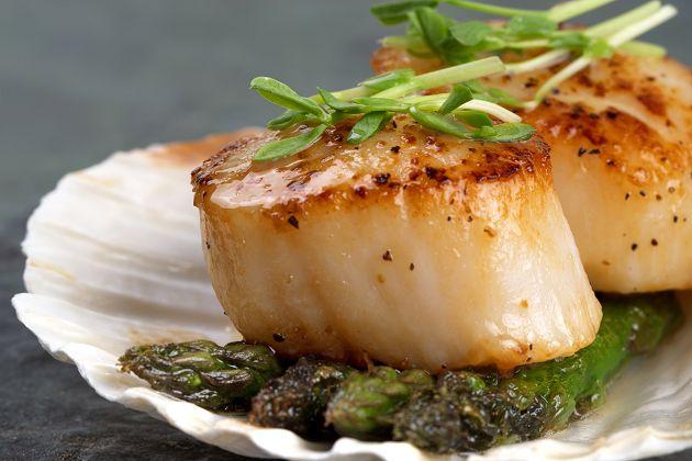 日本北海道生食級干貝 1