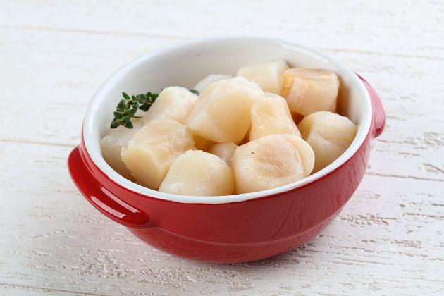 日本北海道生食級干貝 5