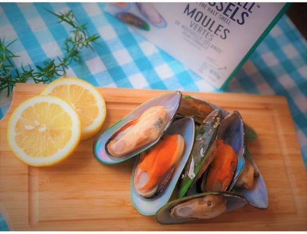 紐西蘭半殼淡菜(貽貝) 5