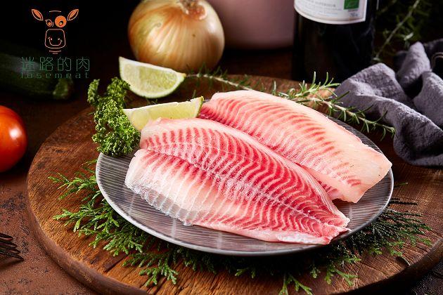 台灣鮮嫩鯛魚排 1